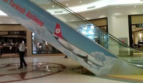 Turkish Airlines Ad - Muscat, Oman