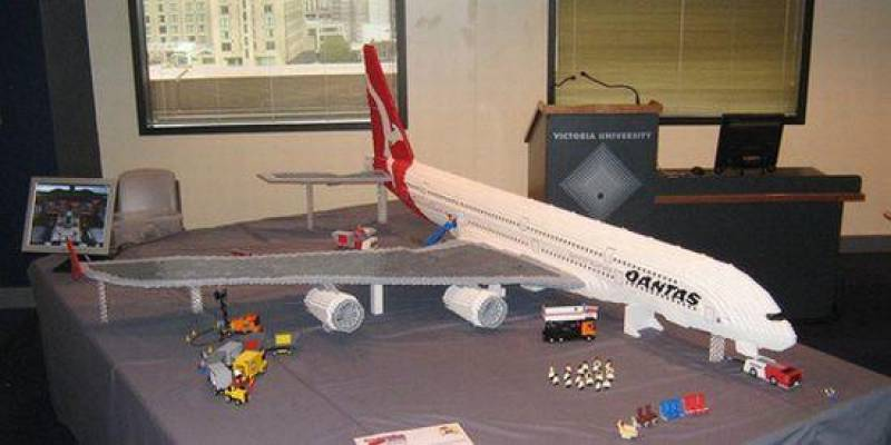 lego city passenger plane 7893 instructions