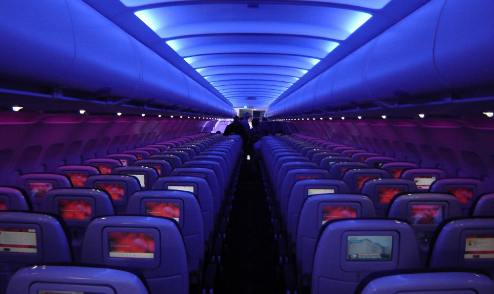 Virgin America Wifi 78